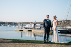 Say 'I do' on the River Beaulieu