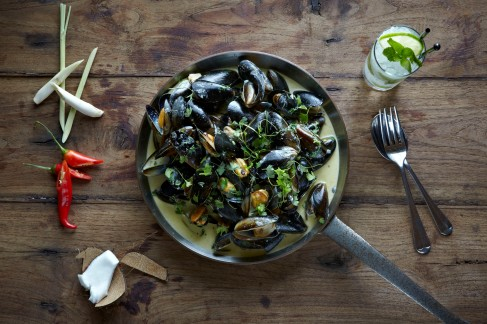 Mussels? Yes, please!