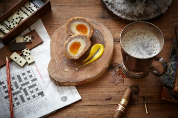 Scotch Eggs at The Bull & Swan