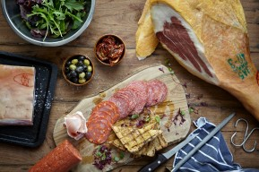 Antipasti With Us...