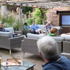 Garden Cinema People