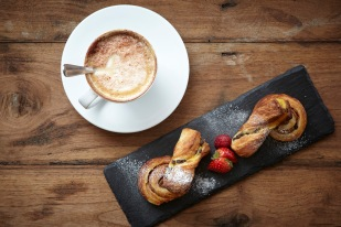 Coffee & Pastries at The William Cecil Open to non-resisdents