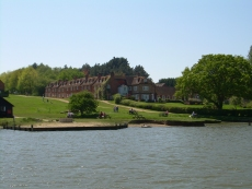 Exterior View of The Master Builders at Buckler's Hard