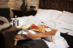 Breakfast in Bed at The Bull & Swan